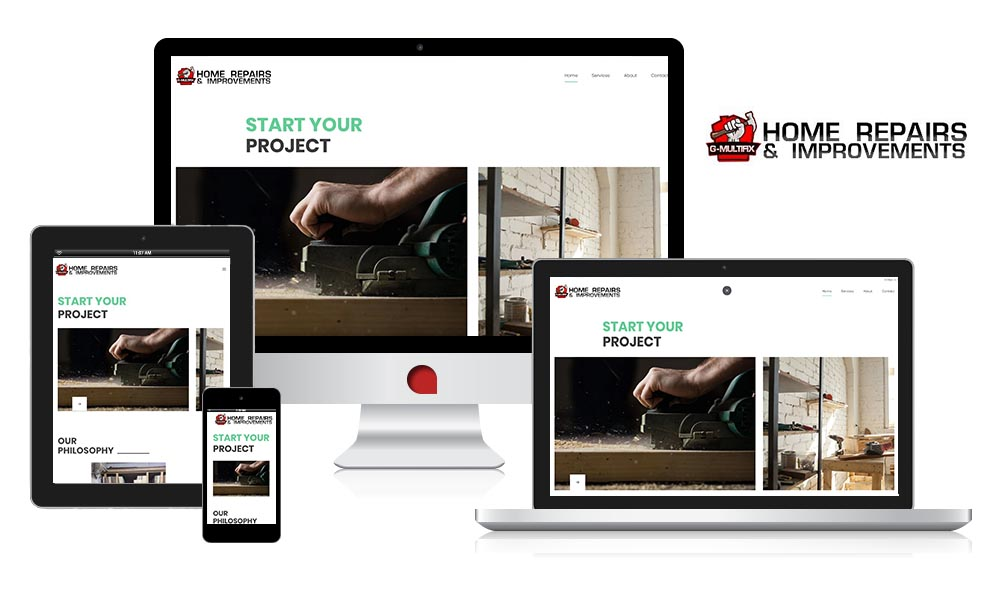 gmutlifix small business website responsive ny case study