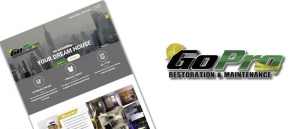 Home Restoration & Maintenance Firm Website Design